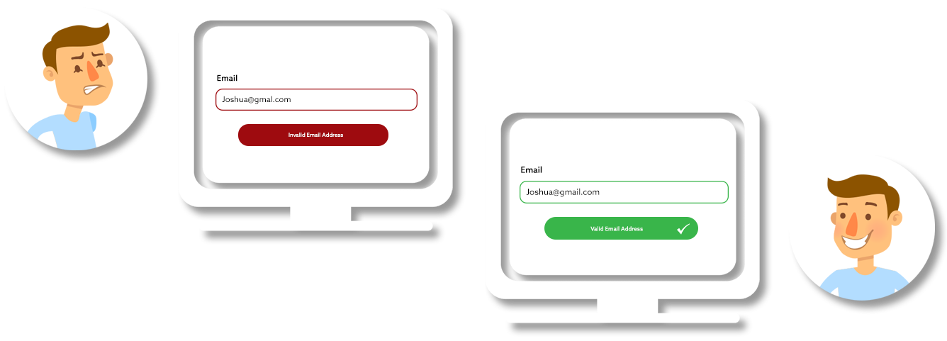 Email verification from Deliverability