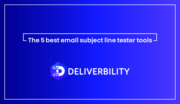 best email subject line tester tools