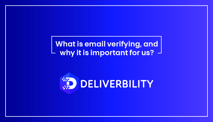 email verifying and its importance