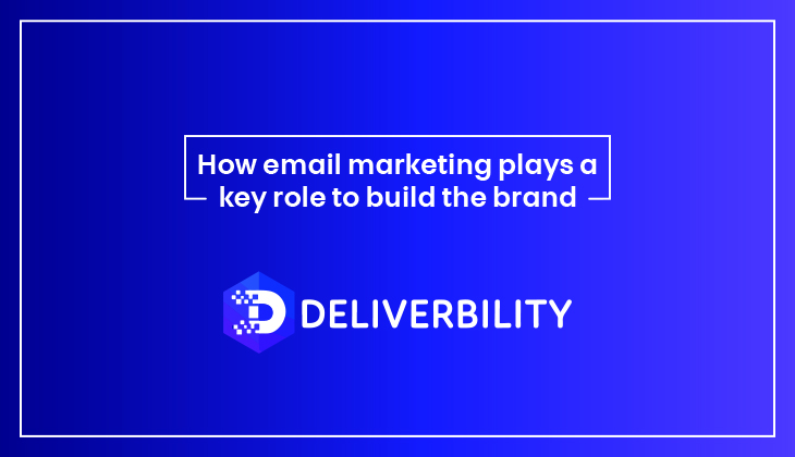 email marketing plays a key role