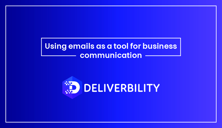 email tool for business communication