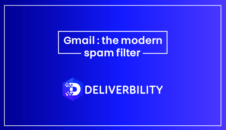 Gmail: The Modern Spam Filter