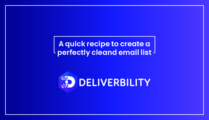 Perfectly Cleaned Email List