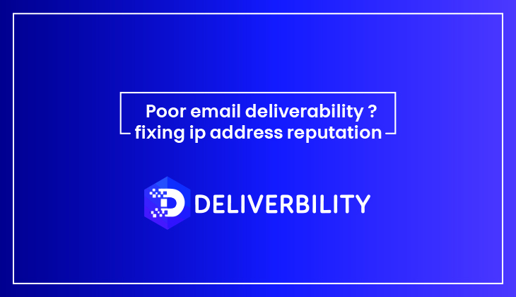 Poor Email Deliverability