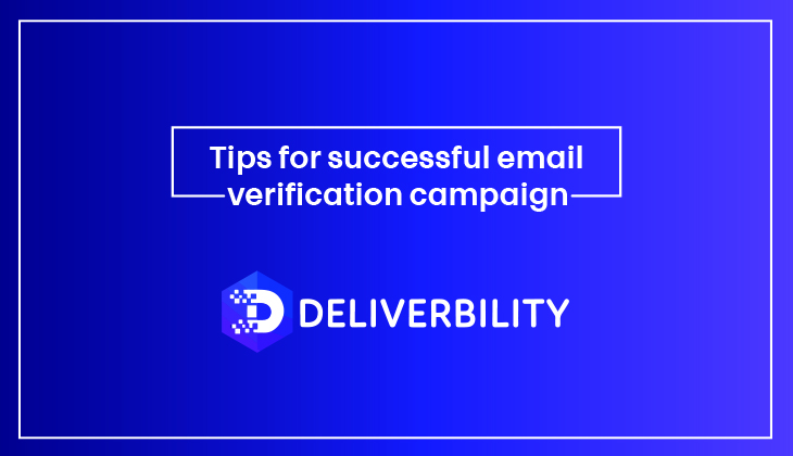 Successful Email Verification Campaign