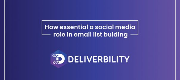 Social Media Role in Email List Building